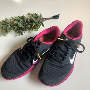 Nike Free 4.0 Livestrong Running Woman Sneakers